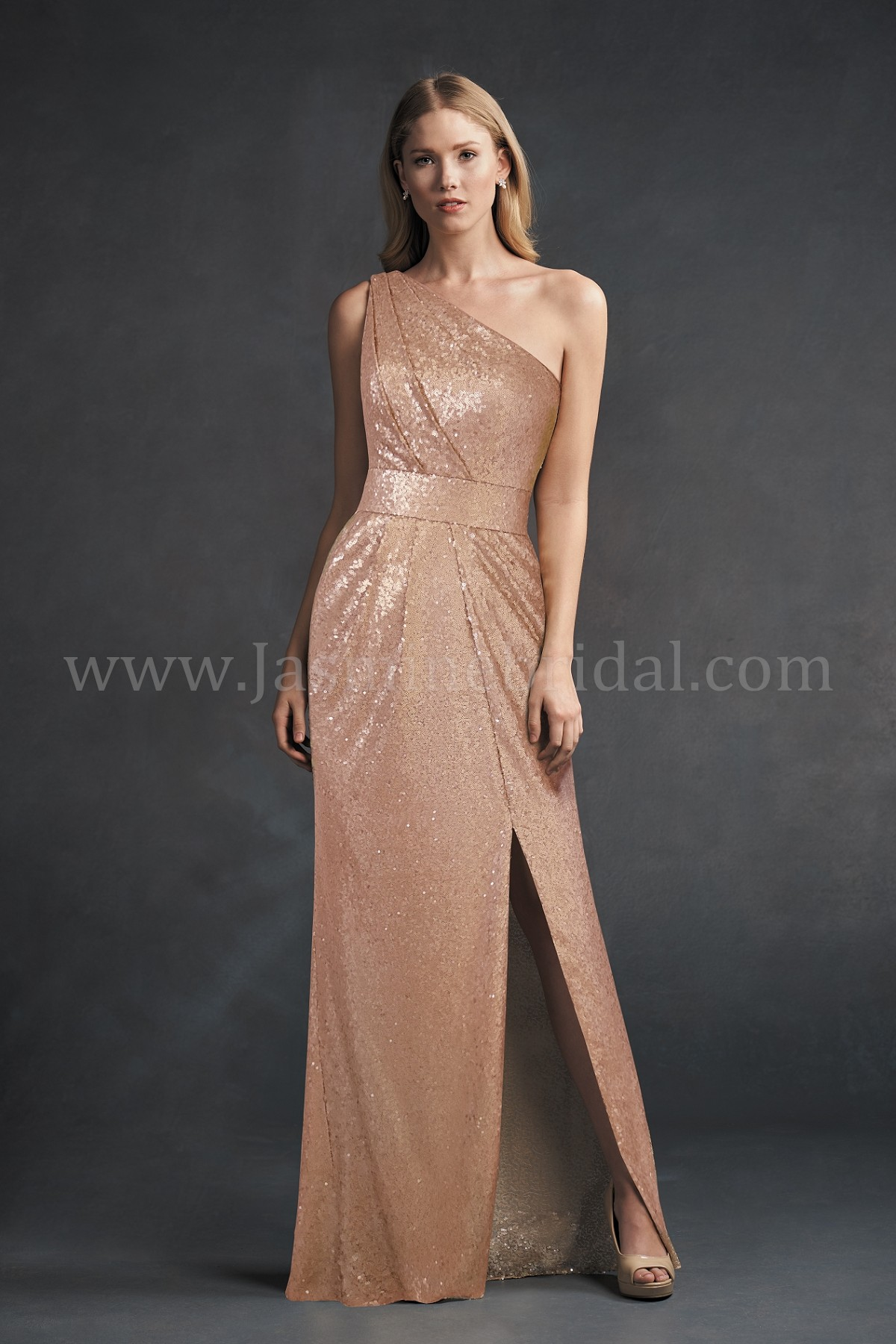 Gold bridesmaid dresses the right color theme from jasmine bridal dressimg ombrellifo Image collections
