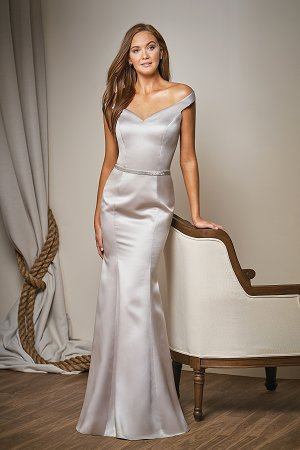 Gold Bridesmaid Dresses-The right color