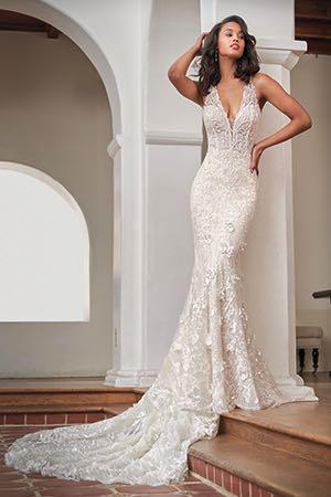 1f23f60b3f Wedding Dresses, Bridesmaid Dresses & Gowns | Jasmine Bridal