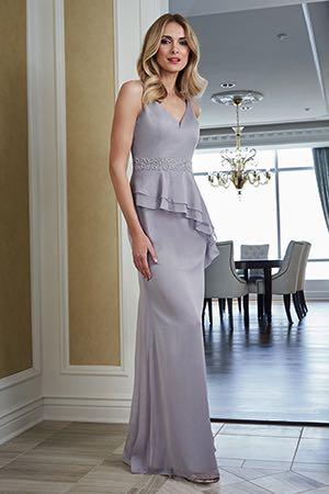 383c8ddd889 J215059. J215059. Jade tiffany chiffon Mother of the Bride dress ...