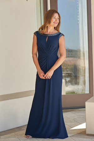 b6628249160 J215010. Beautiful matte jersey with stretch lining Mother of the Bride  dress ...