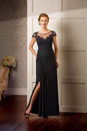 de3f8f11321 K178065. This sheath style mother-of-the-bride dress ...