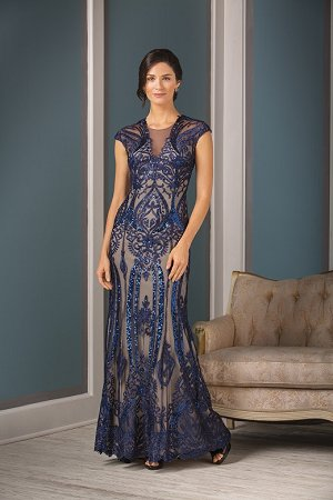 c619865b7f7 K188001X. dressimg. K208001. Sophisticated Mother of the Bride Dress ...
