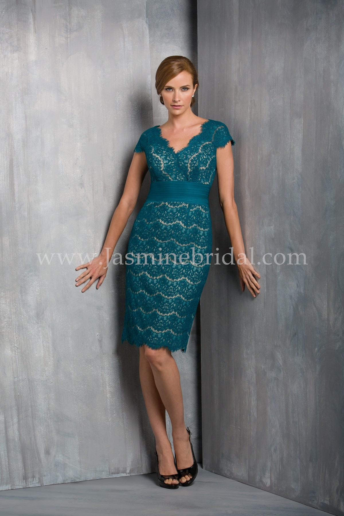 Lace Mother Dress