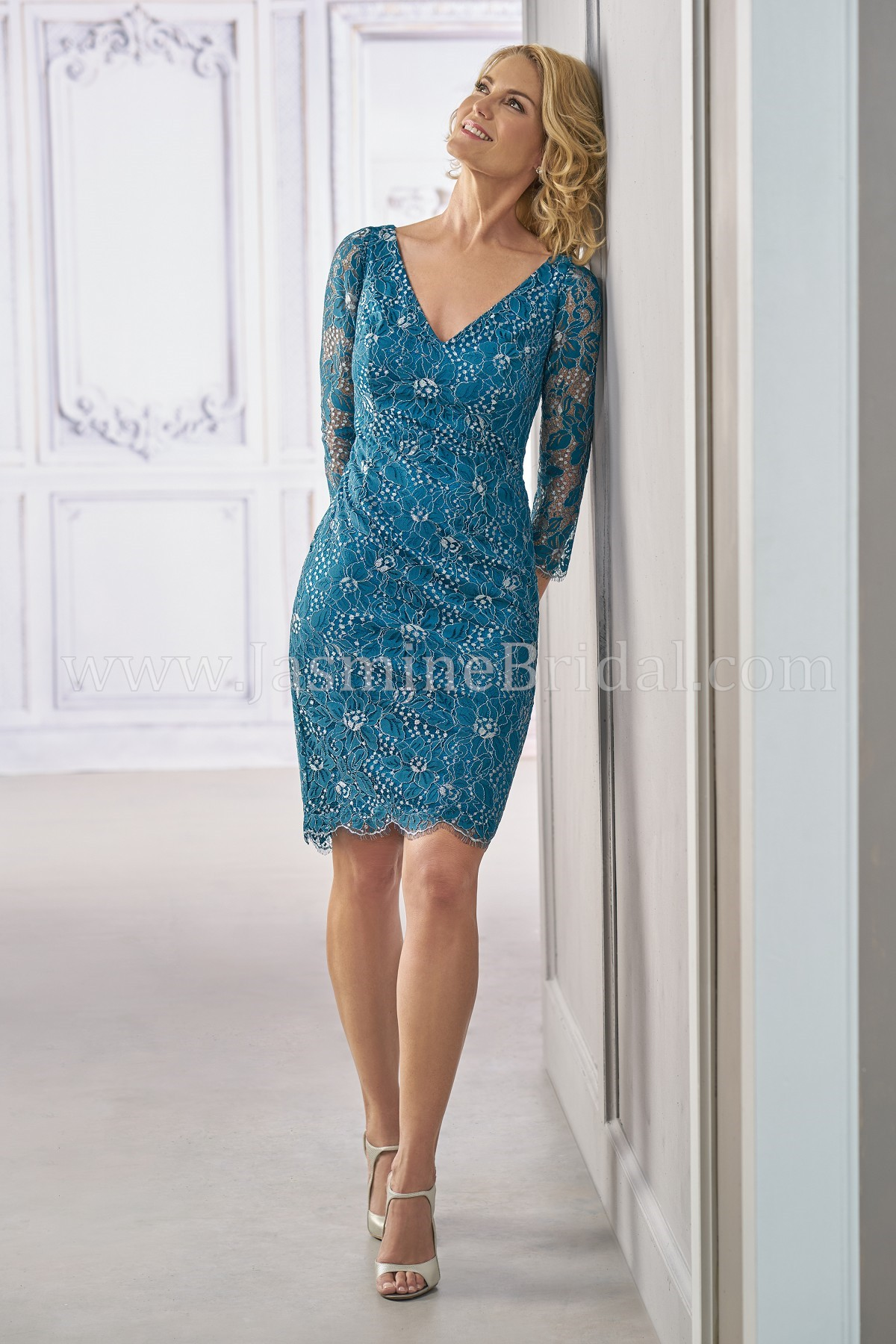 Beautiful Lace Mother Of The Bride Dresses Vignette - All Wedding ...