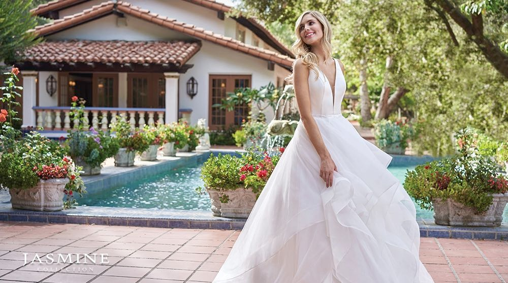 Jasmine Bridal Designer Wedding Dresses