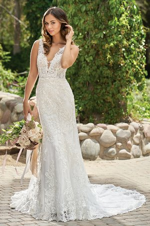 Self Wedding Dress